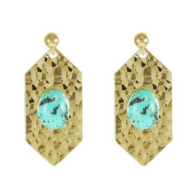 inca turquoise www.pluiedetoilesbijoux.com