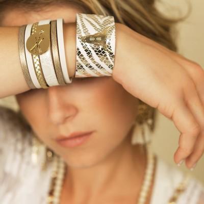 bracelet ottawa pluie d'étoiles bijoux