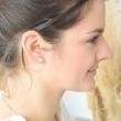 ALICE Boucles d'oreilles amazonite