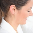 ADELE Boucles d'oreilles or