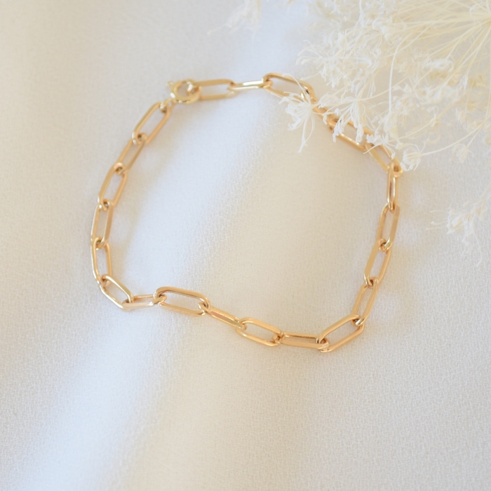 MIX & LOVE Bracelet maille