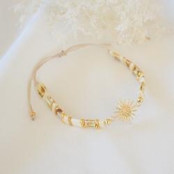 SOLENZARA Bracelet lien soleil