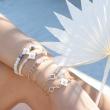 VICKY Bracelet chaine or