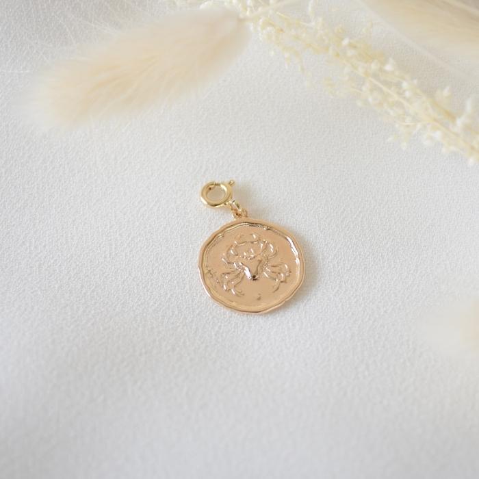 MIX & LOVE Médaille CANCER