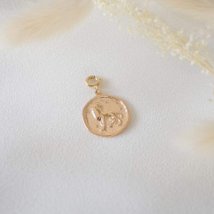 MIX & LOVE Médaille LION