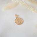MIX & LOVE Médaille GEMEAUX