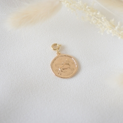 MIX & LOVE Médaille TAUREAU