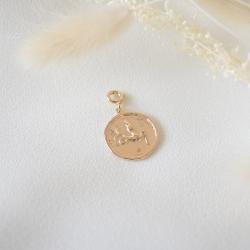 MIX & LOVE Médaille CAPRICORNE