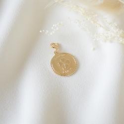 MIX & LOVE Médaille trèfle
