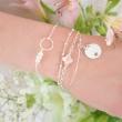 ANNA Bracelet argent et perle d'eau douce