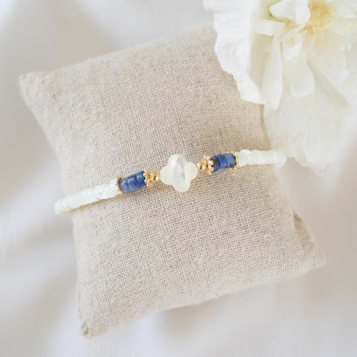 AURE Bracelet bleu
